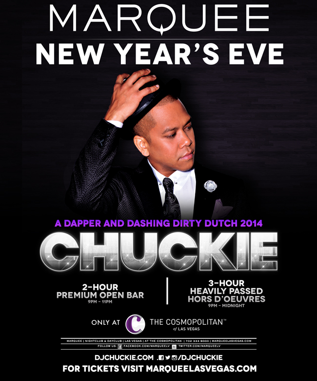 Marquee New Year