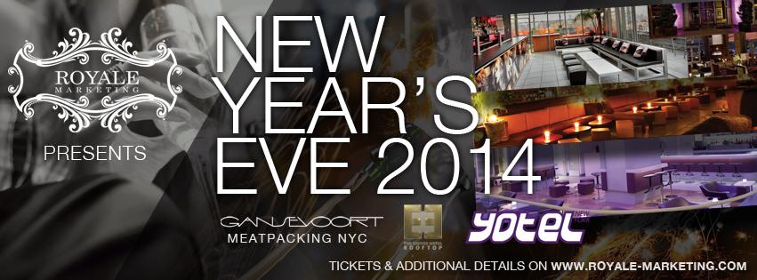 Yotel New Years