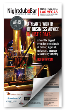 Nightclub & Bar Show Digital Brochure