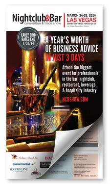 Nightclub & Bar Show Digital Brochure