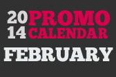 Promo Calendar February
