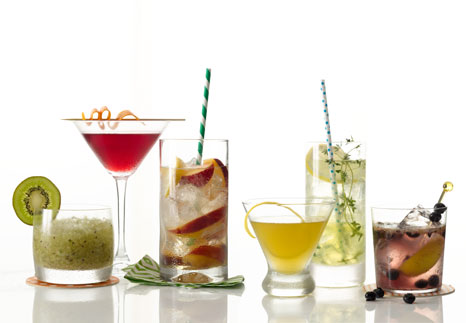 Skinny / Healthy Cocktails