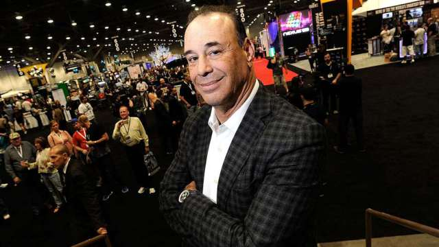Jon Taffer at the Nightclub & Bar Show