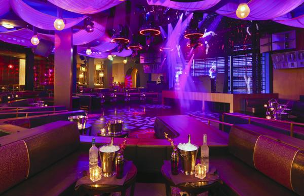 Nightclub Opening