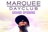 Marquee Dayclub Opening