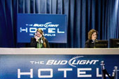 Bud Light Hotel