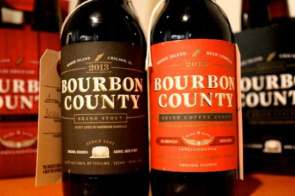 Goose Island Bourbon County