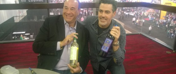 Adam Carolla and Jon Taffer