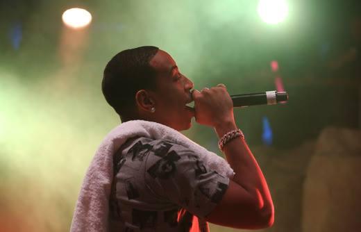 Ludacris Nightclub & Bar Show