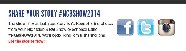 #NCBShow2014