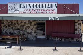 Pat's Cocktails