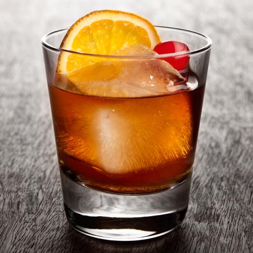Bourbon Old Fashined