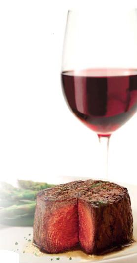 Ruth's Chris Wine Dinners