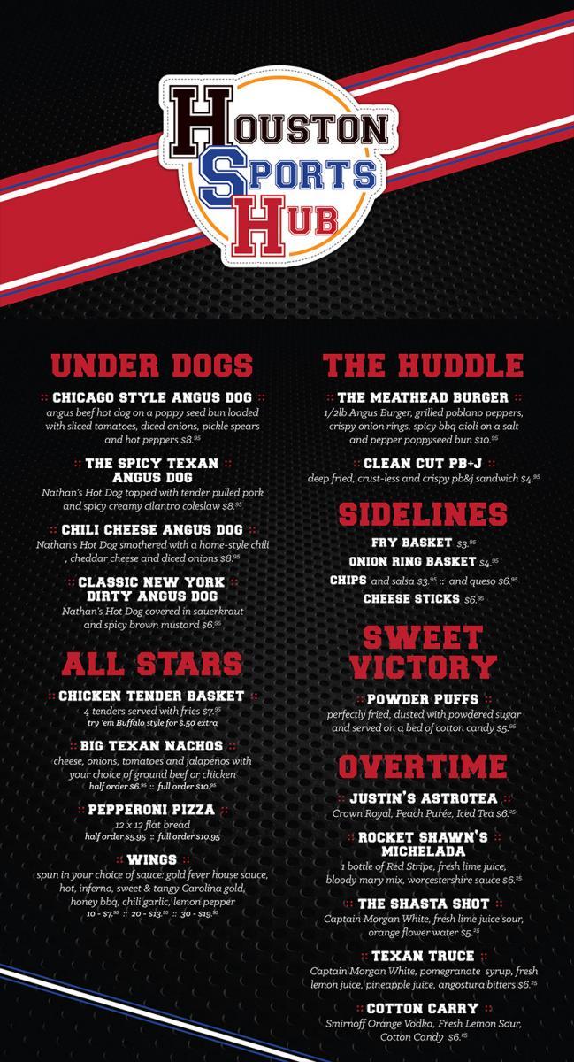 Houston Sports Hub