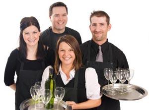 Waiter and Waitresses
