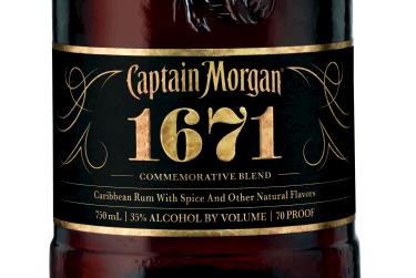 Captain Morgan 1671
