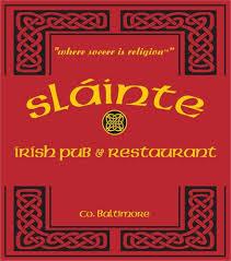 slainte irish pub
