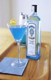 Blue Bikini Martini by Sapphire