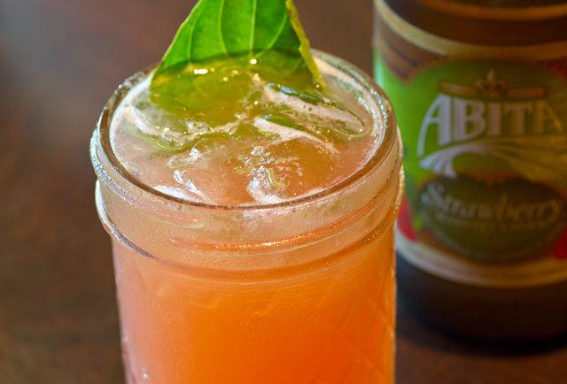 Beertail / Beer Cocktail