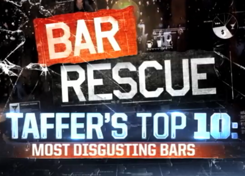 Bar Rescue Top 10 Most Disgusting Bars