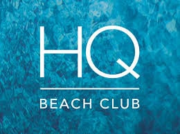 HQ Beach Club Summer Promotion