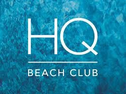 HQ Beach Club Summer Promotion