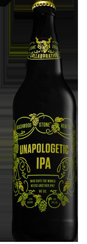 Beachwood/Heretic/Stone Unapologetic IPA