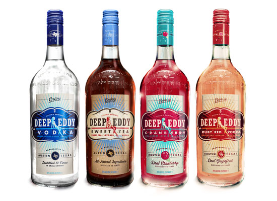 Deep Eddy Vodka Growing Flavored Vodka