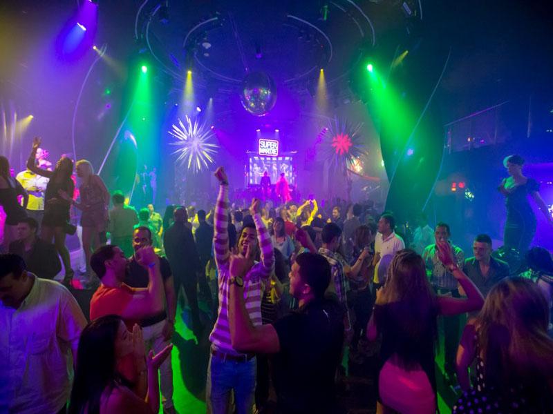 Revenue Generating Promotions - Ora Nightclub