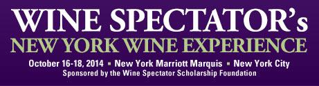 Wine Spectator's New York Wine Experience