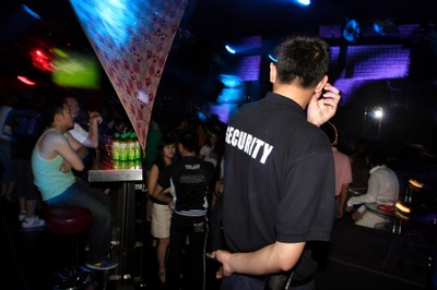 Nightclub and Bar Security Guards