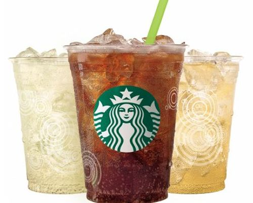 Starbucks Expands Cold Beverage Line-Up with Fizzio and Teavana