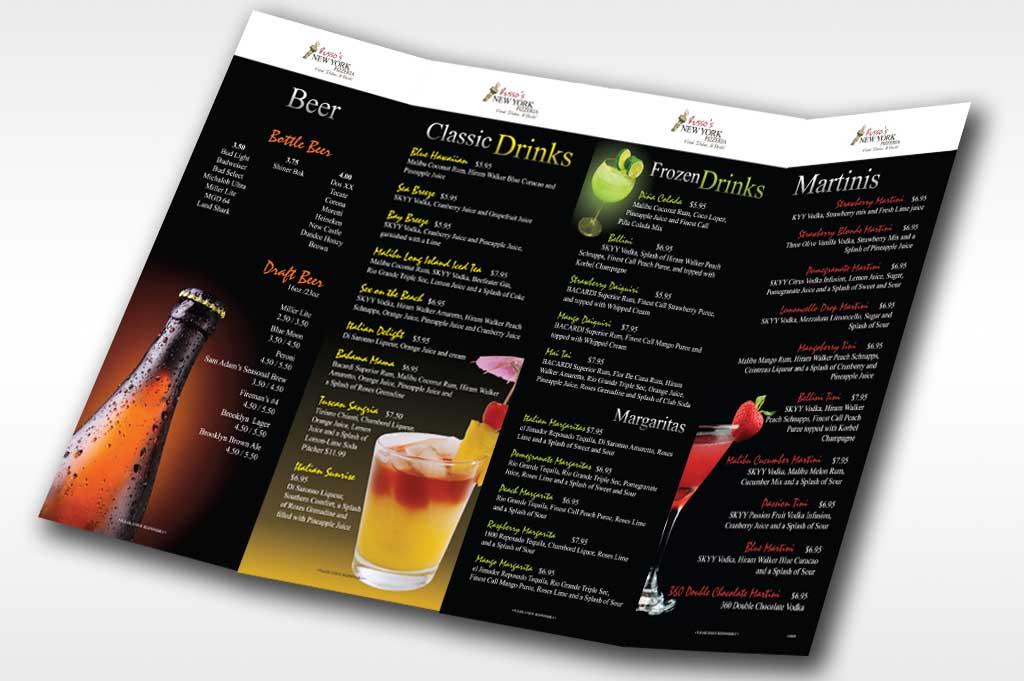 New Menu Development for Chain Restaurants