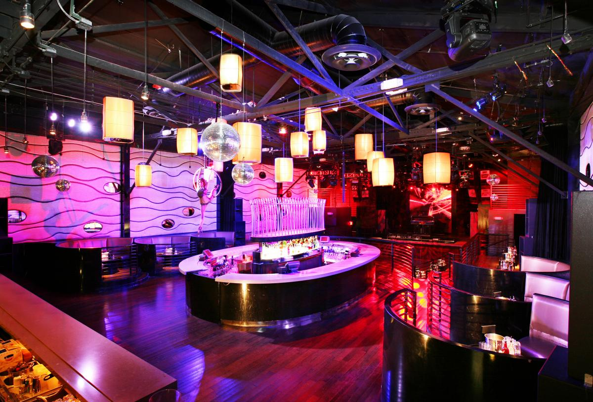 Playhouse Los Angeles Nightclub