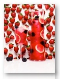 Red Berry Sangria Made with Ciroc Red Berry and Rose Wine