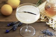Flower Cocktail from The Atlanta Journal-Constitution