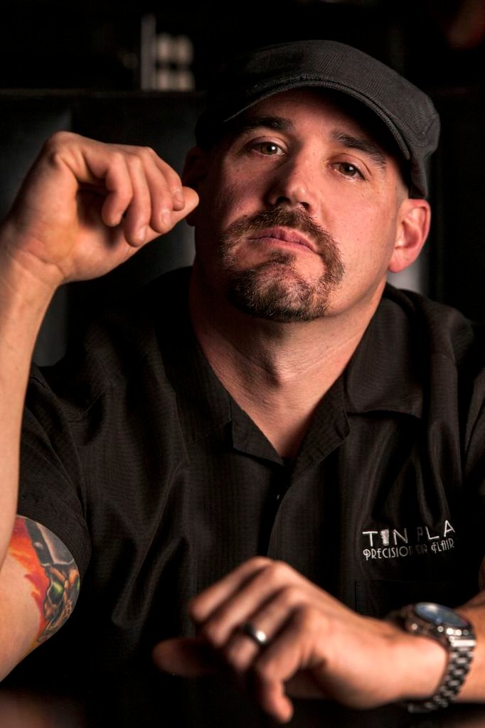 Jeremy LeBlanc September 2014 Bartender of the Month of ALTITUDE Sky Lounge, San Diego