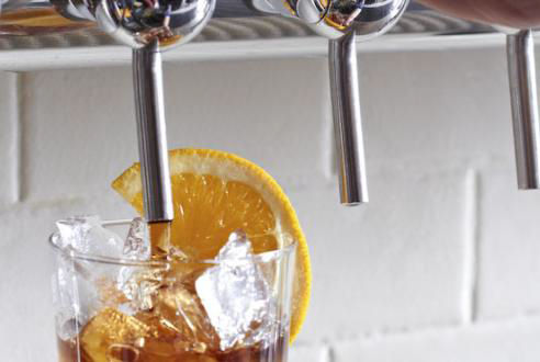 Cocktails on Tap for Restaurants and Bars