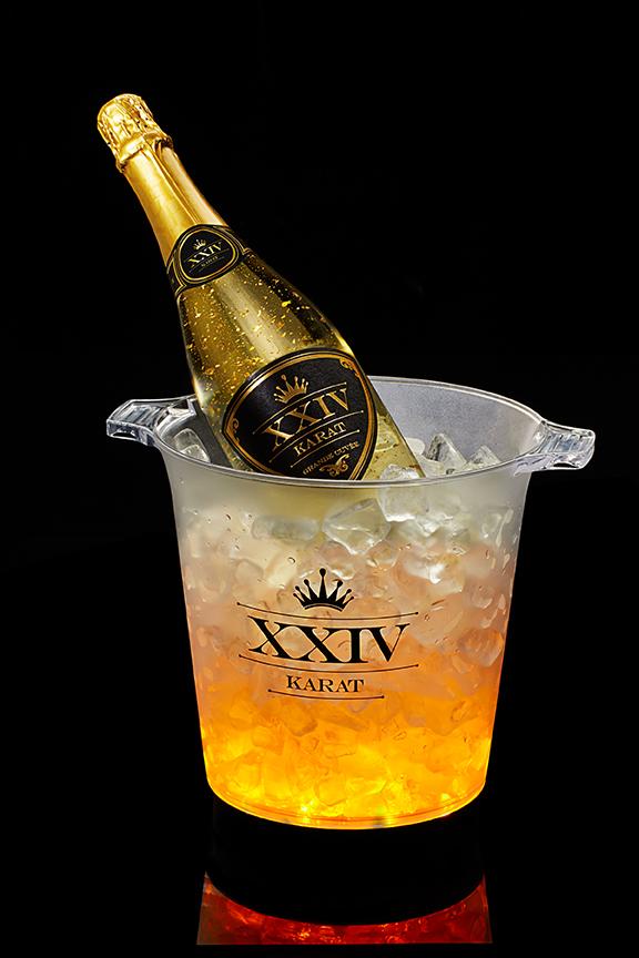 XXIV Karat Sparkling Wine Expands Distribution To California