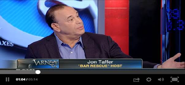 Bar Rescue host Jon Taffer on Varney & Company