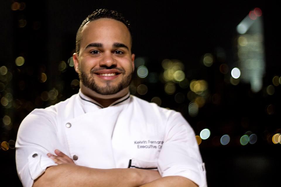Chef Kelvin Fernandez