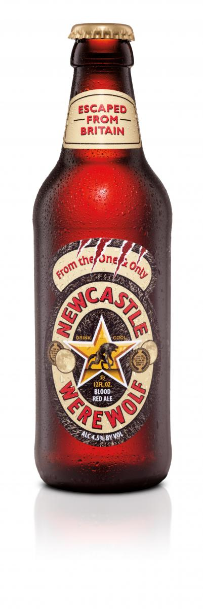 Newcastle Werewolf Blood-Red Ale Comes Back This Fall
