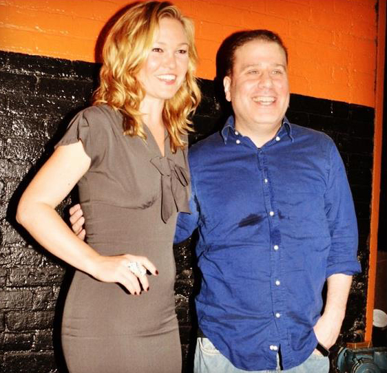 The Leonora previewed last week with the opening night party for Phoenix, Julia Stiles new play