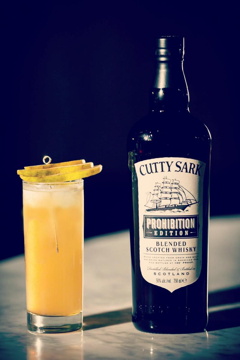 Pear Cooler Cutty Sark