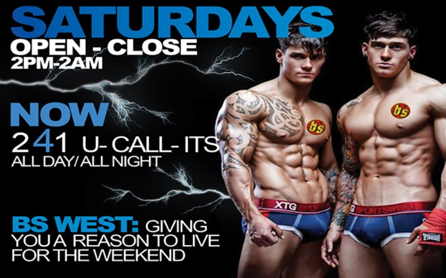 Saturday LGBT Promotion