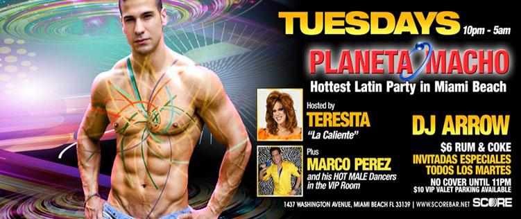 LGBT Promotion Planeta Macho