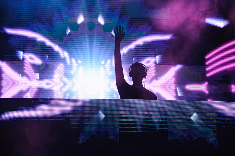Calvin Harris Highest Paid DJ