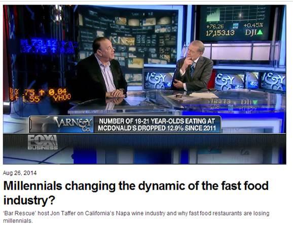 Jon Taffer Interview on Fox Business' VARNEY & CO.