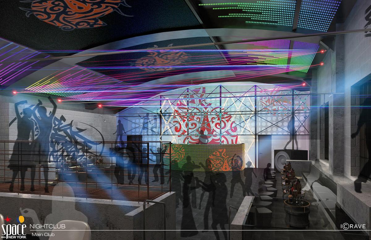 Space Nightclub New York