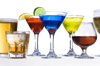 Adult Beverage Promotions in Chain Restaurants